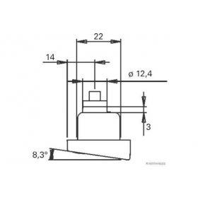 Artikelnummer E12609 HERTH+BUSS ELPARTS Preise