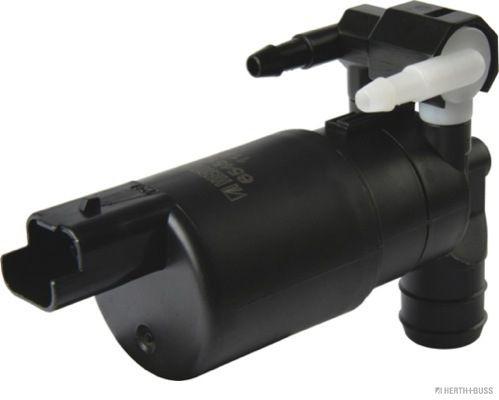 HERTH+BUSS ELPARTS  65451053 Waschwasserpumpe, Scheibenreinigung Spannung: 12V, Anschlussanzahl: 2