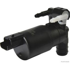 Waschwasserpumpe, Scheibenreinigung Spannung: 12V, Anschlussanzahl: 2 mit OEM-Nummer 8200 030 639