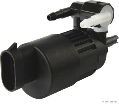 HERTH+BUSS ELPARTS  65451054 Waschwasserpumpe, Scheibenreinigung Anschlussanzahl: 2