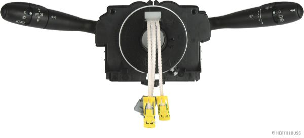 HERTH+BUSS ELPARTS  70477108 Steering Column Switch with fog-lamp function, with headlight flasher, with high beam function, with indicator function, with light dimmer function, with rear fog light function, with rear wipe-wash function, with rear wiper function, with wash function, with wipe interval function, with wipe-wash function, with wiper function