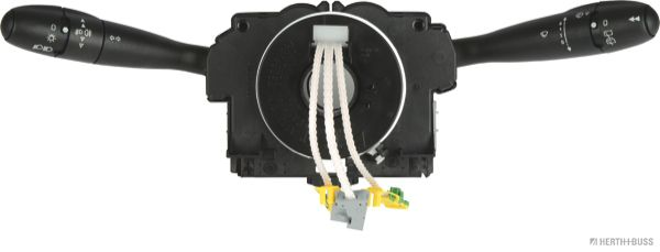 HERTH+BUSS ELPARTS  70477114 Steering Column Switch with fog-lamp function, with headlight flasher, with high beam function, with indicator function, with light dimmer function, with rear fog light function, with rear wipe-wash function, with rear wiper function