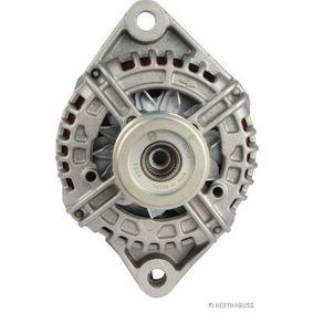 Lichtmaschine Rippenanzahl: 6 mit OEM-Nummer 13 308 508 CY