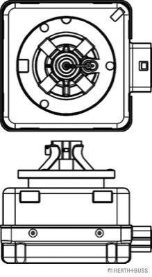 Glühlampe, Hauptscheinwerfer HERTH+BUSS ELPARTS 89901313 Bewertung