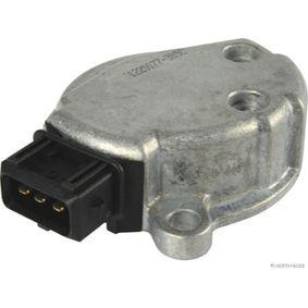HERTH+BUSS ELPARTS Sensor, Nockenwellenposition 70630030 für AUDI A6 (4B2, C5) 2.4 ab Baujahr 07.1998, 136 PS