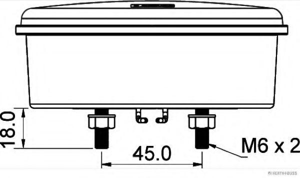 81695123 HERTH+BUSS ELPARTS del fabricante hasta - 29% de descuento!