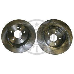 Bremsscheibe Bremsscheibendicke: 10mm, Ø: 300mm mit OEM-Nummer A21 142 30 712