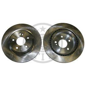 Bremsscheibe Bremsscheibendicke: 22mm, Ø: 300mm mit OEM-Nummer 220.423.0212