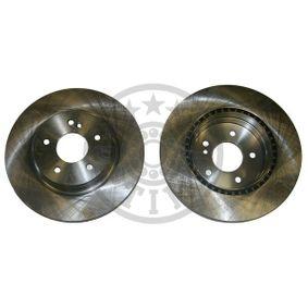 Bremsscheibe Bremsscheibendicke: 22mm, Ø: 300mm mit OEM-Nummer 210.423.0812