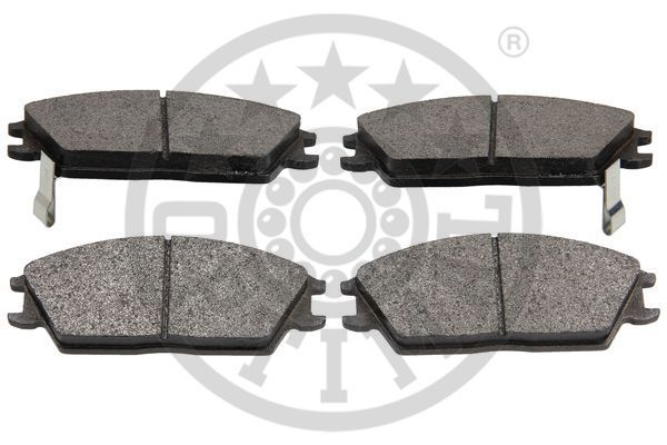 Bremsbelagsatz OPTIMAL 21773 Bewertung