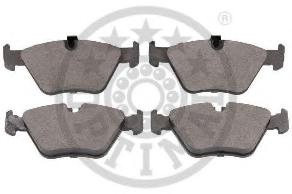 Bremsbelagsatz OPTIMAL 21676 Bewertung