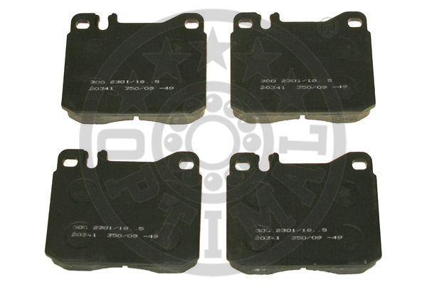 Bremsbeläge 2301/18,5 OPTIMAL 20341 in Original Qualität