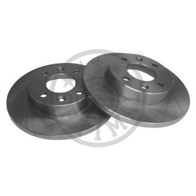 Bremsscheibe Bremsscheibendicke: 12mm, Ø: 238mm mit OEM-Nummer 6001 549 211