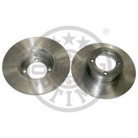 Bremsscheibe Bremsscheibendicke: 11mm, Ø: 238mm, Ø: 238mm mit OEM-Nummer 90 065 903