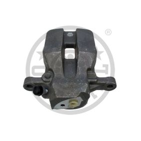 OPTIMAL  BS-0910 Bremsscheibe Bremsscheibendicke: 12,7mm, Ø: 238,9mm