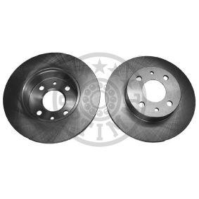 Bremsscheibe Bremsscheibendicke: 12mm, Ø: 240mm mit OEM-Nummer 7 173 842 3