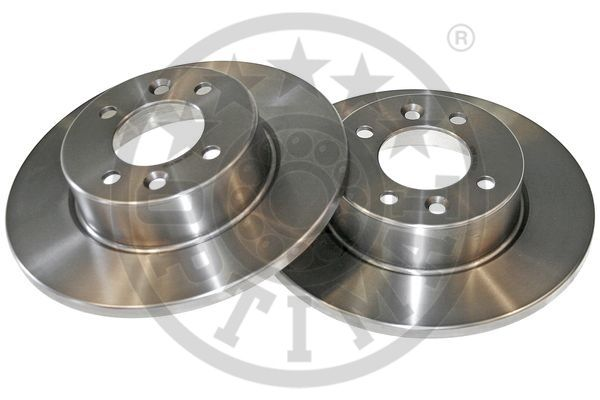 Bremsscheiben BS-1610 OPTIMAL BS-1610 in Original Qualität