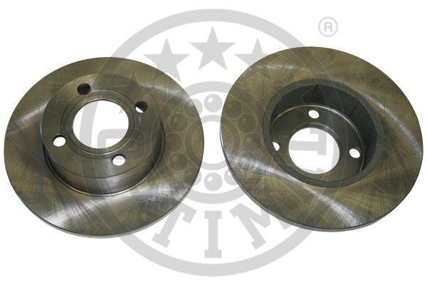 OPTIMAL  BS-1730 Bremsscheibe Bremsscheibendicke: 13mm, Ø: 256mm