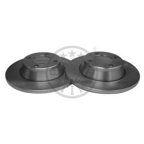 Bremsscheibe Bremsscheibendicke: 13mm, Ø: 280mm mit OEM-Nummer 8A0615301D