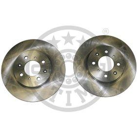Спирачен диск дебелина на спирачния диск: 13мм, Ø: 262мм с ОЕМ-номер GBD90841