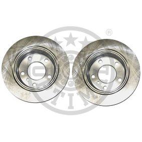 Bremsscheibe Bremsscheibendicke: 19mm, Ø: 276mm mit OEM-Nummer 34216864903