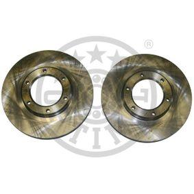 Bremsscheibe Bremsscheibendicke: 32mm, Ø: 311,4mm mit OEM-Nummer 4351260090