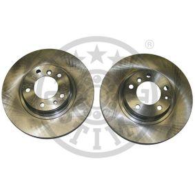 Bremsscheibe Bremsscheibendicke: 28mm, Ø: 316mm mit OEM-Nummer 34111162093