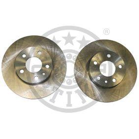 Bremsscheibe Bremsscheibendicke: 11mm, Ø: 240mm mit OEM-Nummer 60670804