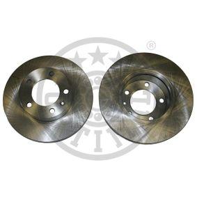 Bremsscheibe Bremsscheibendicke: 28mm, Ø: 305,3mm mit OEM-Nummer 9111038