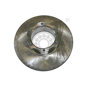 Bremsscheibe Bremsscheibendicke: 30mm, Ø: 304mm mit OEM-Nummer 668.421.0112