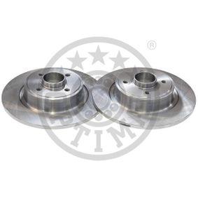 OPTIMAL Disco de travão BS-7950 com códigos OEM 7701206328
