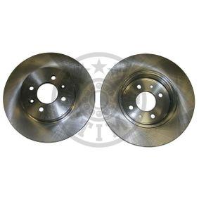 Bremsscheibe Bremsscheibendicke: 12mm, Ø: 280mm mit OEM-Nummer 7701207227