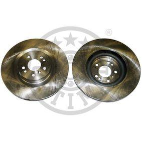 Спирачен диск дебелина на спирачния диск: 32мм, Ø: 350,2мм с ОЕМ-номер A1644210512