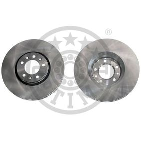 Brake Disc Brake Disc Thickness: 28mm, Ø: 304mm with OEM Number SU001 A1064