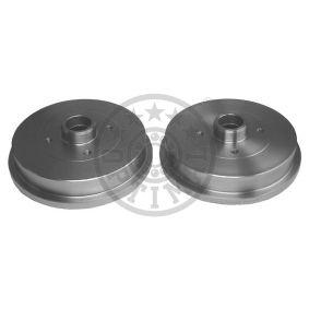 Bremstrommel Trommel-Ø: 200, Br.Tr.Durchmesser außen: 240mm mit OEM-Nummer 1H0.501.615A