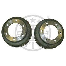 OPTIMAL  BT-0800 Brake Drum Drum Ø: 280, Outer Br. Sh. Diameter: 318mm