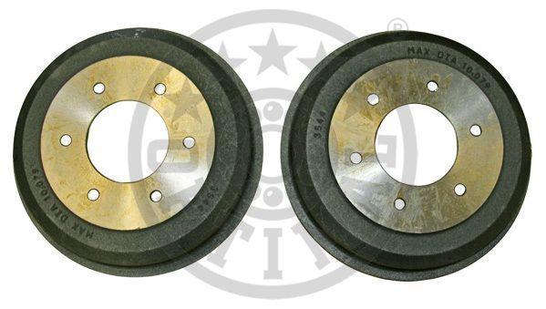 OPTIMAL  BT-0810 Brake Drum Drum Ø: 254mm, Outer Br. Sh. Diameter: 303mm