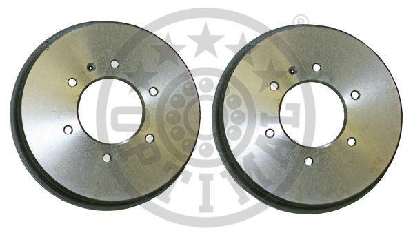 OPTIMAL  BT-1320 Brake Drum Drum Ø: 254mm, Outer Br. Sh. Diameter: 294,2mm