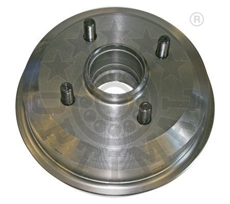 OPTIMAL  BT-1370 Brake Drum Drum Ø: 180mm, Outer Br. Sh. Diameter: 216mm, Rim: 4-Hole