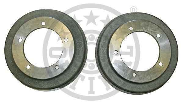 OPTIMAL  BT-1380 Brake Drum Drum Ø: 254mm, Outer Br. Sh. Diameter: 292,3mm
