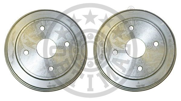 OPTIMAL  BT-1400 Brake Drum Drum Ø: 180mm, Outer Br. Sh. Diameter: 208mm