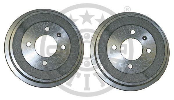 OPTIMAL  BT-1410 Brake Drum Drum Ø: 200mm, Outer Br. Sh. Diameter: 239,7mm