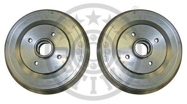 OPTIMAL  BT-1460 Brake Drum Drum Ø: 230mm, Outer Br. Sh. Diameter: 274,9mm