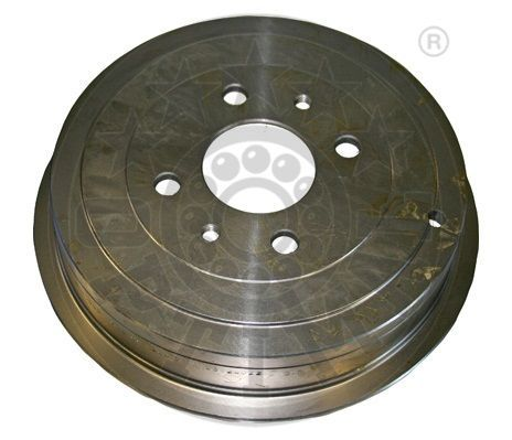OPTIMAL  BT-1500 Brake Drum Drum Ø: 203,3mm, Outer Br. Sh. Diameter: 249,5mm
