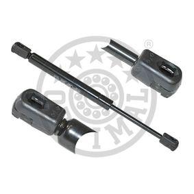 OPTIMAL Heckklappendämpfer AG-17410 für AUDI A6 (4B2, C5) 2.4 ab Baujahr 07.1998, 136 PS