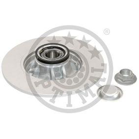 Bremsscheibe Bremsscheibendicke: 9mm, Ø: 249mm mit OEM-Nummer 424965