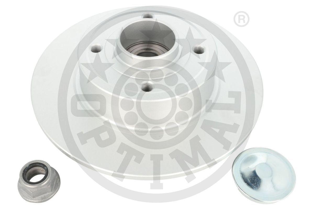 Bremsscheiben 702982BS1 OPTIMAL 702982BS1 in Original Qualität