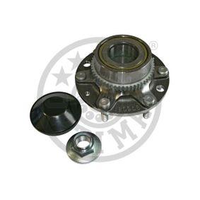 Radlagersatz Ø: 161,2mm, Innendurchmesser: 45mm mit OEM-Nummer 52710-4D000