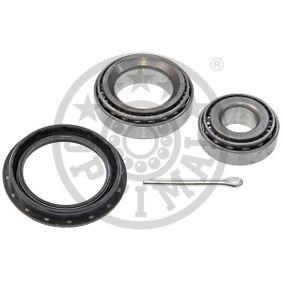 Wheel Bearing Kit Ø: 39,9, 50,3mm, Inner Diameter: 17,5, 29mm with OEM Number 191 598 625