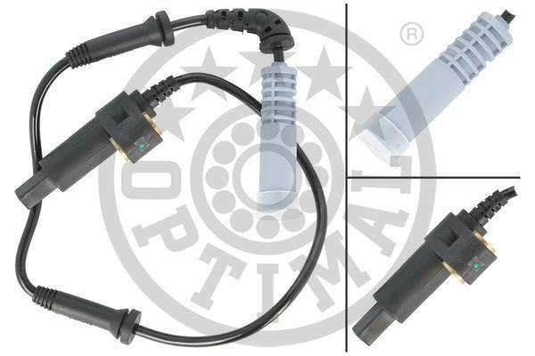 ABS Sensor 06-S009 OPTIMAL 06-S009 in Original Qualität